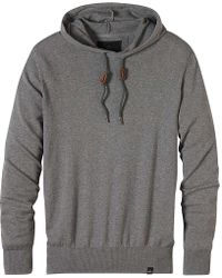 Prana - Throw On Hooded Sweater - Lyst