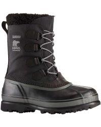 Sorel - Caribou Reflective Wool Boot - Lyst