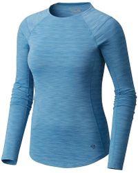 Mountain Hardwear - Mighty Stripe Ls T - Lyst