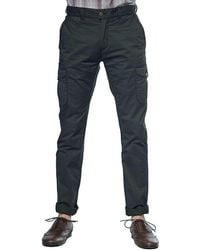 Jeremiah - Ellison Peached Twill Cargo Pant - Lyst