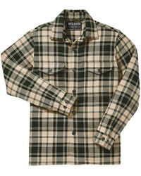 Filson - Deer Island Jac-shirt - Lyst