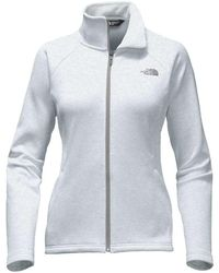 The North Face - Agave Full Zip Jacket - Lyst
