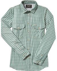 Filson - Twin Lakes Sport Shirt 30 Upf - Lyst