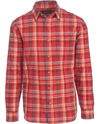 Woolrich - Red Creek Long Sleeve Shirt Ii - Lyst
