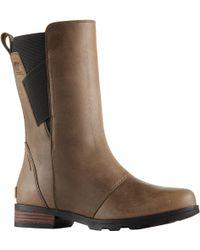 Sorel - Emelie Mid Boot - Lyst
