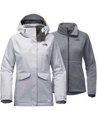 The North Face - Merriwood Triclimate Jacket - Lyst