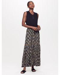 Natalie Martin Sierra Skirt Urchin Black