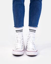 Mother Denim - Matched Women's Sock Set - Lyst