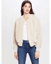 Mother Denim - The Snap Letterman Jacket More Than A Feeling - Lyst
