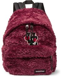 Undercover - Eastpak Padded Pak'r Faux Fur Backpack - Lyst