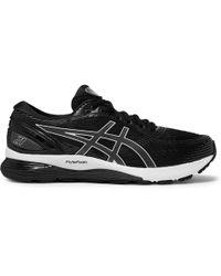 Asics - Gel-nimbus 21 Running Trainers - Lyst