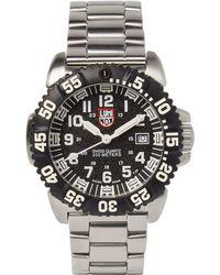 Luminox - Navy Seal Colormark 3152 Series Stainless Steel Watch - Lyst