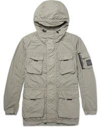 Belstaff - Pallington Nylon Hooded Jacket - Lyst