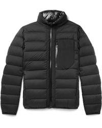 white mens moncler vest