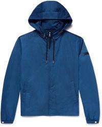 Sandro - Shell Hooded Jacket - Lyst