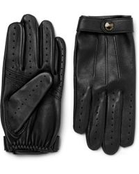 Dents - Fleming Leather Gloves - Lyst