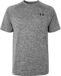 Under Armour - Mélange Tech Jersey T-shirt - Lyst