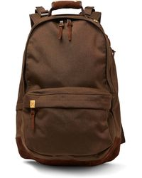 Visvim - Suede-trimmed Cordura Backpack - Lyst