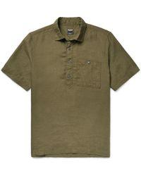 Todd Snyder - Linen Shirt - Lyst