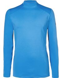 Under Armour - Reactor Stretch-jersey Top - Lyst