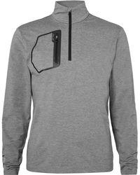 RLX Ralph Lauren - Stretch-jersey Half-zip Golf Top - Lyst