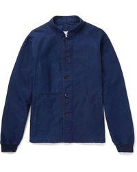 Arpenteur - Cotton-moleskin Jacket - Lyst