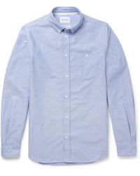 Norse Projects - Anton Button-down Collar Cotton Oxford Shirt - Lyst