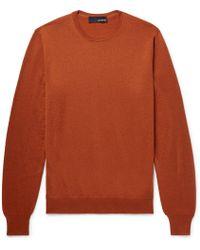 Lardini - Slim-fit Cashmere Sweater - Lyst