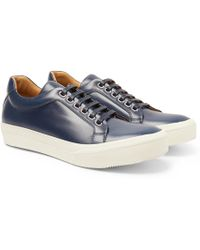 Armando Cabral - Broome Leather Sneakers - Lyst