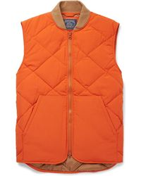 J.Crew - Nordic Quilted Shell Gilet - Lyst