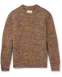 Folk - Wool-blend Sweater - Lyst