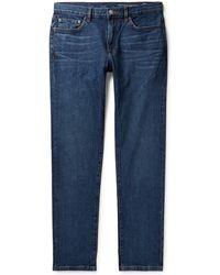 Outerknown - Ambassador Slim-fit Stretch-denim Jeans - Lyst