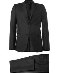 Balenciaga - Slim-fit Wool And Mohair-blend Suit - Lyst