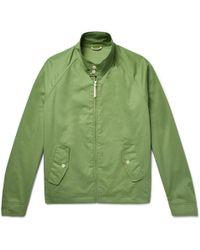 Golden Bear - Cotton Blouson Jacket - Lyst