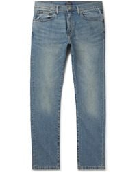 Polo Ralph Lauren - Sullivan Slim-fit Stretch-denim Jeans - Lyst