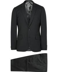 Paul Smith - Grey A Suit To Travel In Soho Slim-fit Wool Suit - Lyst