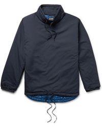 Monitaly - Cotton-canvas Jacket - Lyst