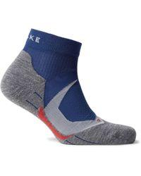 Falke   Ru4 Stretch-knit Running Socks   Lyst