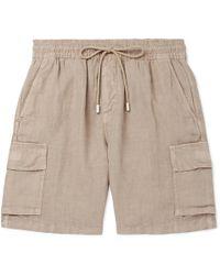 Vilebrequin - Baie Linen Cargo Shorts - Lyst