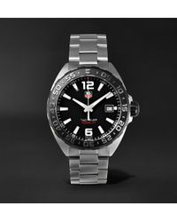 Tag Heuer | Formula 1 41mm Stainless Steel Watch | Lyst