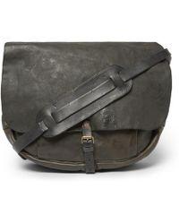 Ralph Lauren · RRL - Vintage Leather Messenger Bag - Lyst