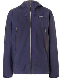 Patagonia - Cloud Ridge Waterproof Ripstop Hooded Jacket - Lyst