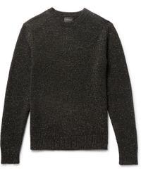 Club Monaco | Jaxon Slim-fit Donegal Wool-blend Jumper | Lyst