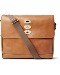 Mulberry - Brynmore Leather Messenger Bag - Lyst