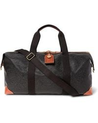 Mulberry - Medium Clipper Pebble-grain Leather Holdall - Lyst