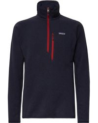 Patagonia - Performance Better Jumper Fleece Pullover - Lyst