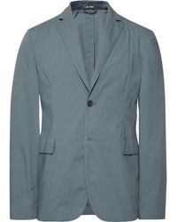 Acne Studios - Grey Antibes Slim-fit Unstructured Stretch-cotton Suit Jacket - Lyst