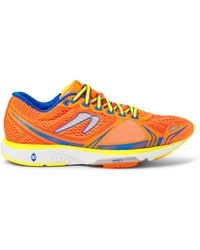 Newton Running - Motion V Mesh Trainers - Lyst