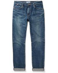 Nonnative | Dweller Slim-fit Selvedge Denim Jeans | Lyst