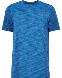Under Armour - Threadborne Seamless Mélange T-shirt - Lyst